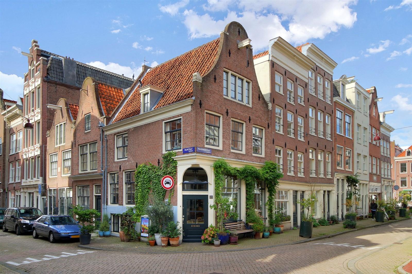 Palmdwarsstraat 14 AMSTERDAM, Jordaan - Aemestelle Makelaars V.O.F.