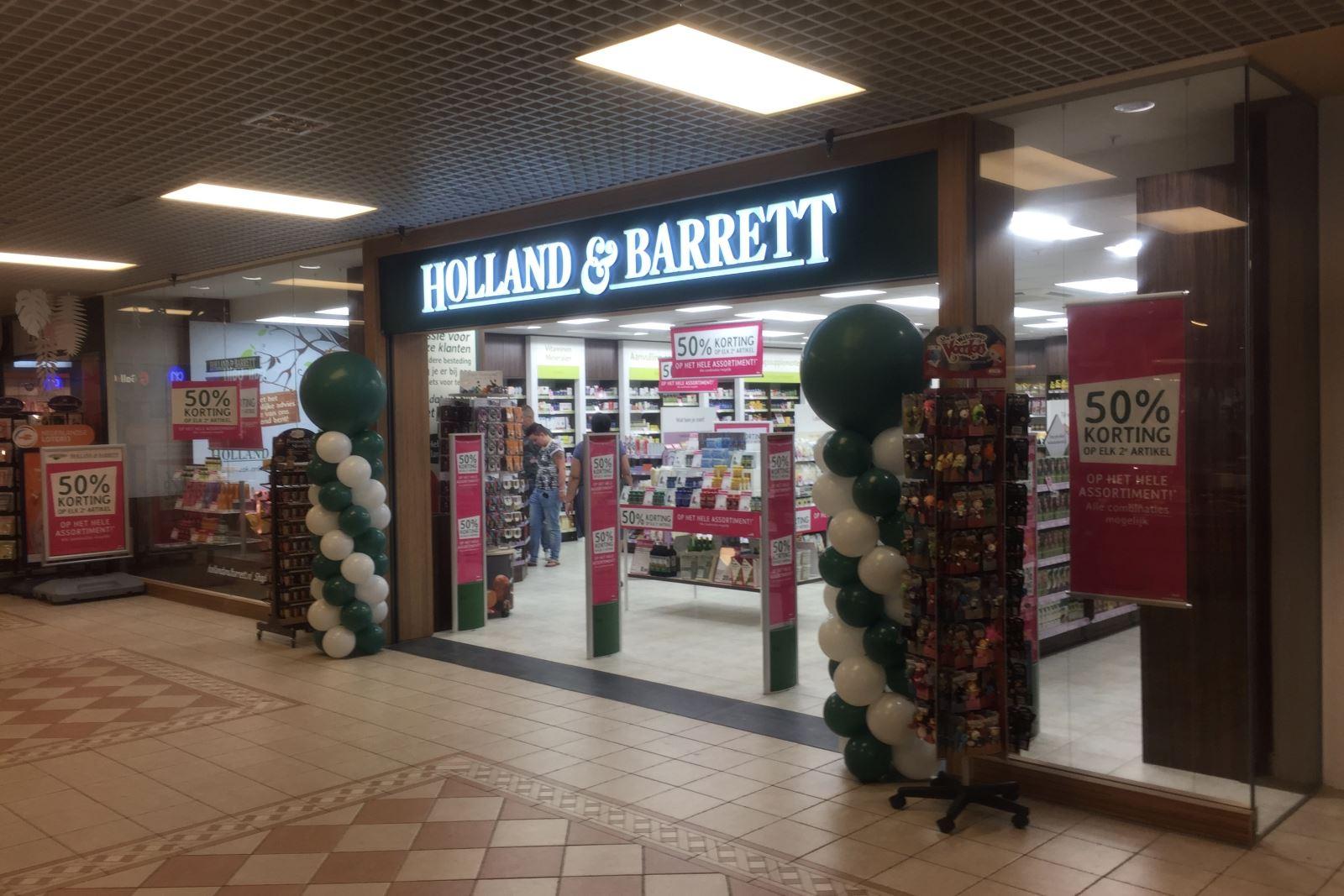 Maarssen, Bisonspoor 1084 - Holland & Barrett - Bas Retail