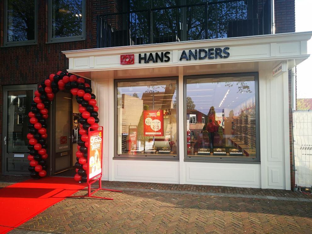 #Hans Anders #Middelharnis #BasRetail