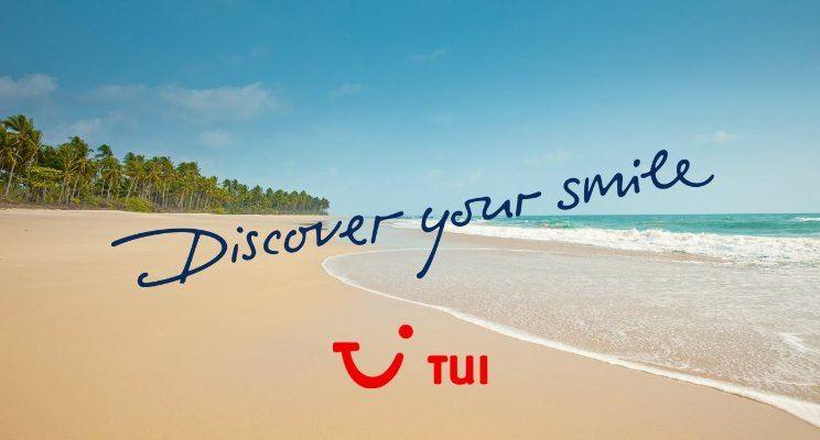#TUI #Discoveryoursmile #Bas Retail