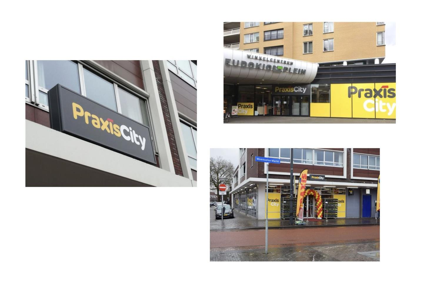493492a0b51 Praxis City opent in Eindhoven, Nijmegen, Rotterdam en Utrecht!