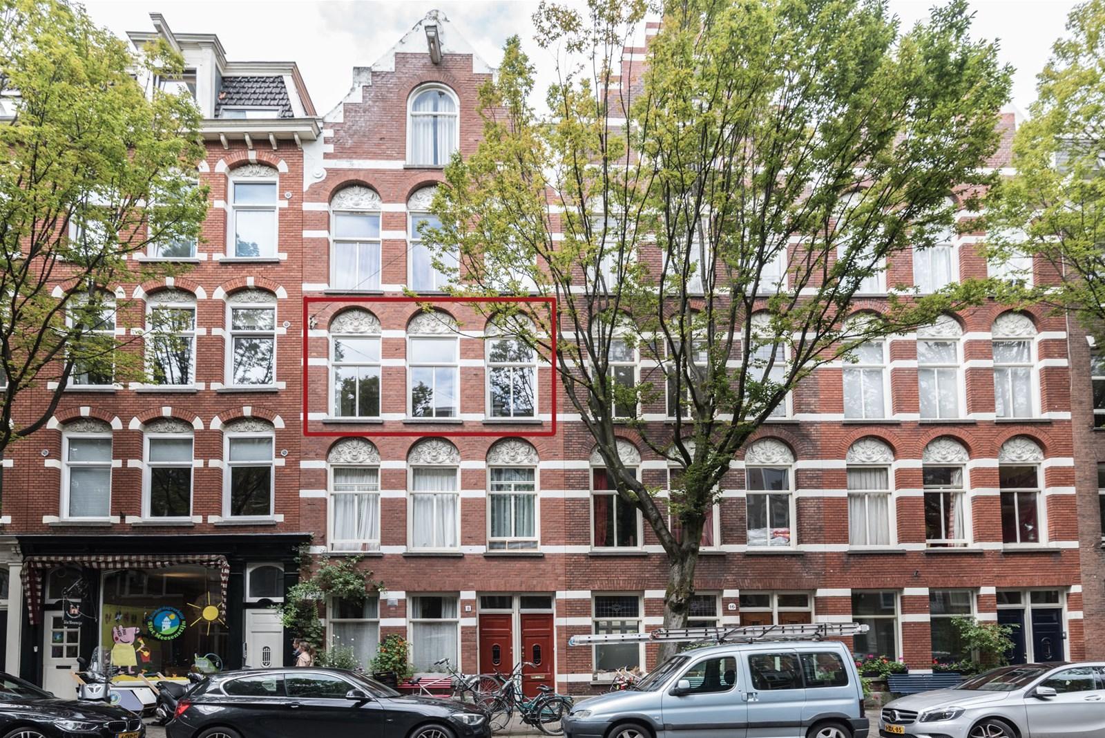 18 Prachtige Trappenhuizen : Bosboom toussaintstraat b amsterdam doeksenklein makelaardij