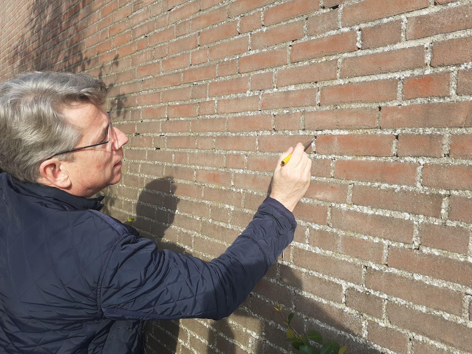 Bouwkundig inspecteur Jan-Willem Hoogedeure