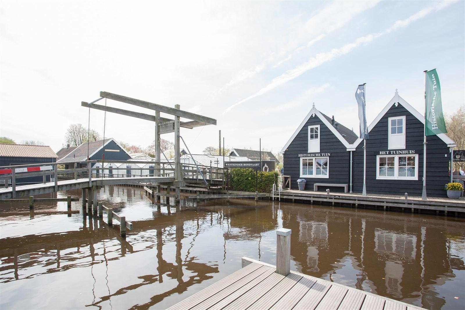Historische Tuin Aalsmeer : Westeinder rondvaart aalsmeer u historische tuin aalsmeer