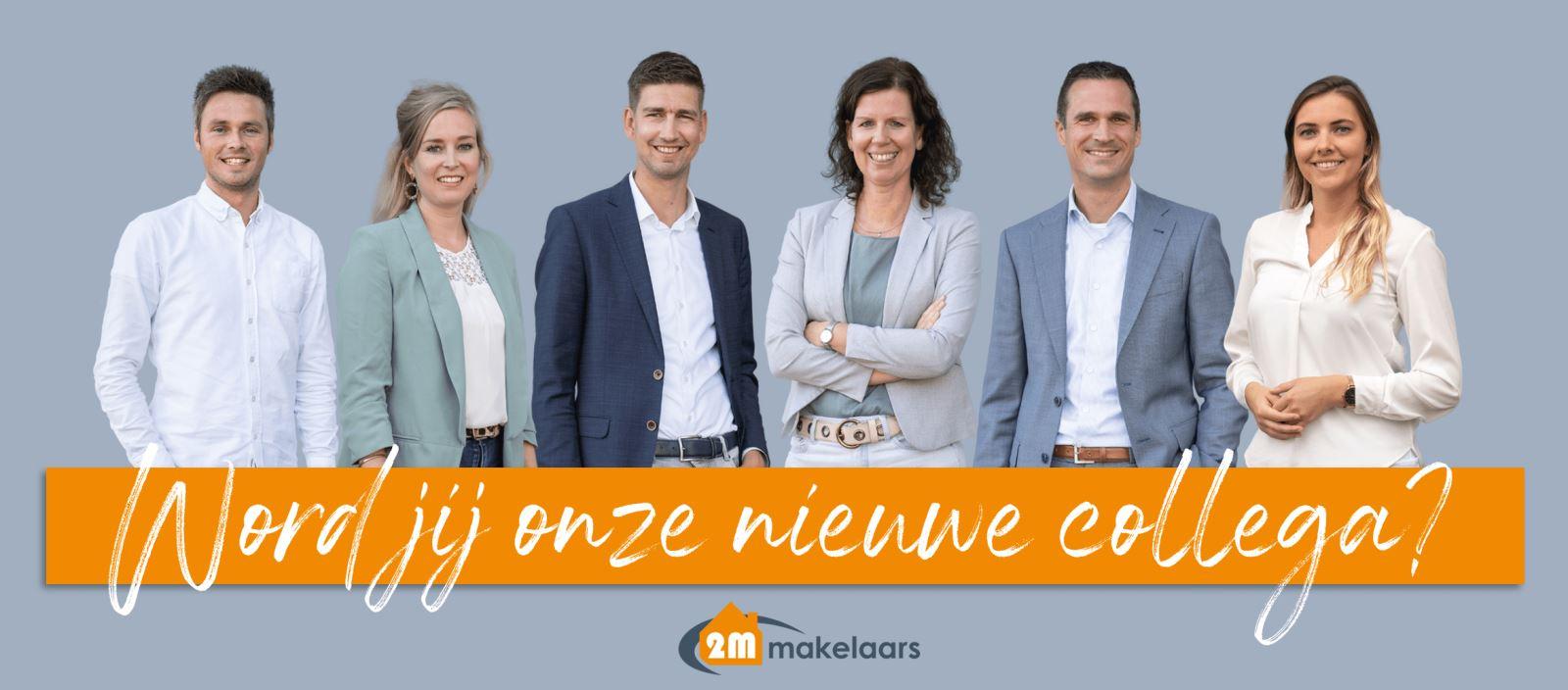 2M Makelaars Vacature Papendrecht en Dordrecht