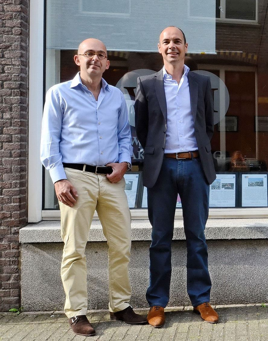 Immobilier Wijkhuizen à Amsterdam, notre agence immo