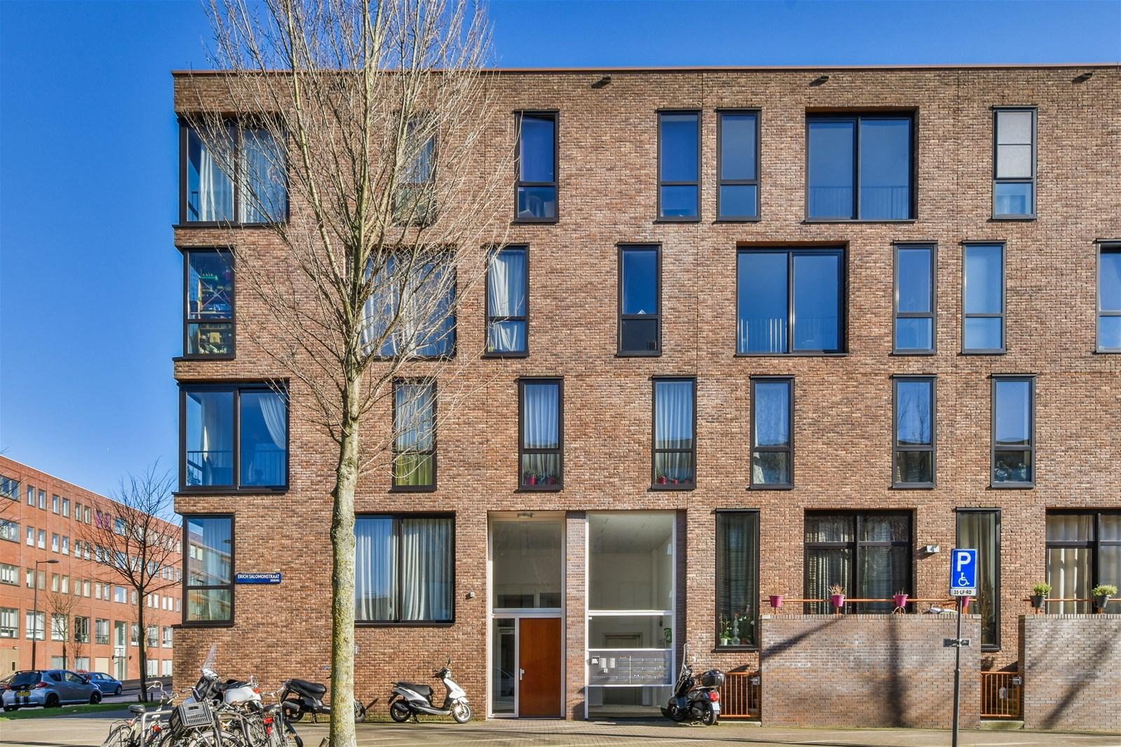 Wonen In Ijburg : Erich salomonstraat amsterdam ijburg west vhm makelaars