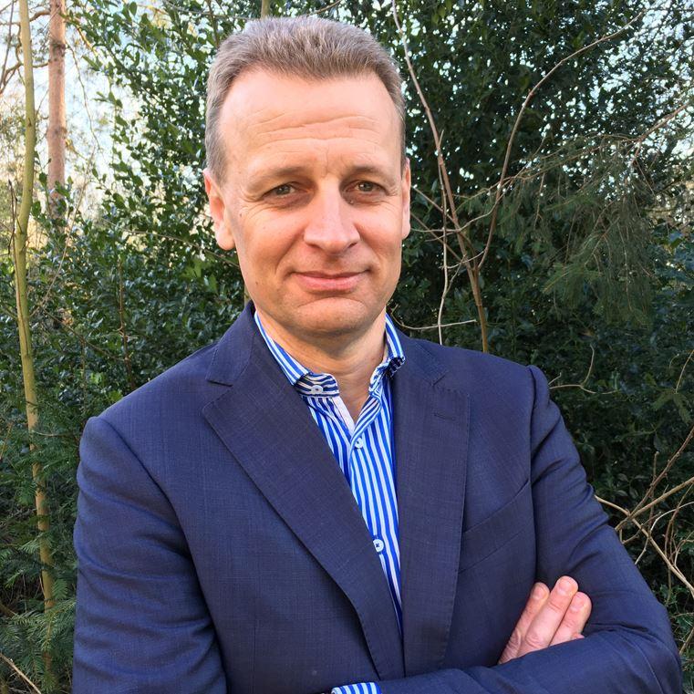 VBO-makelaar Bernhard Aiking
