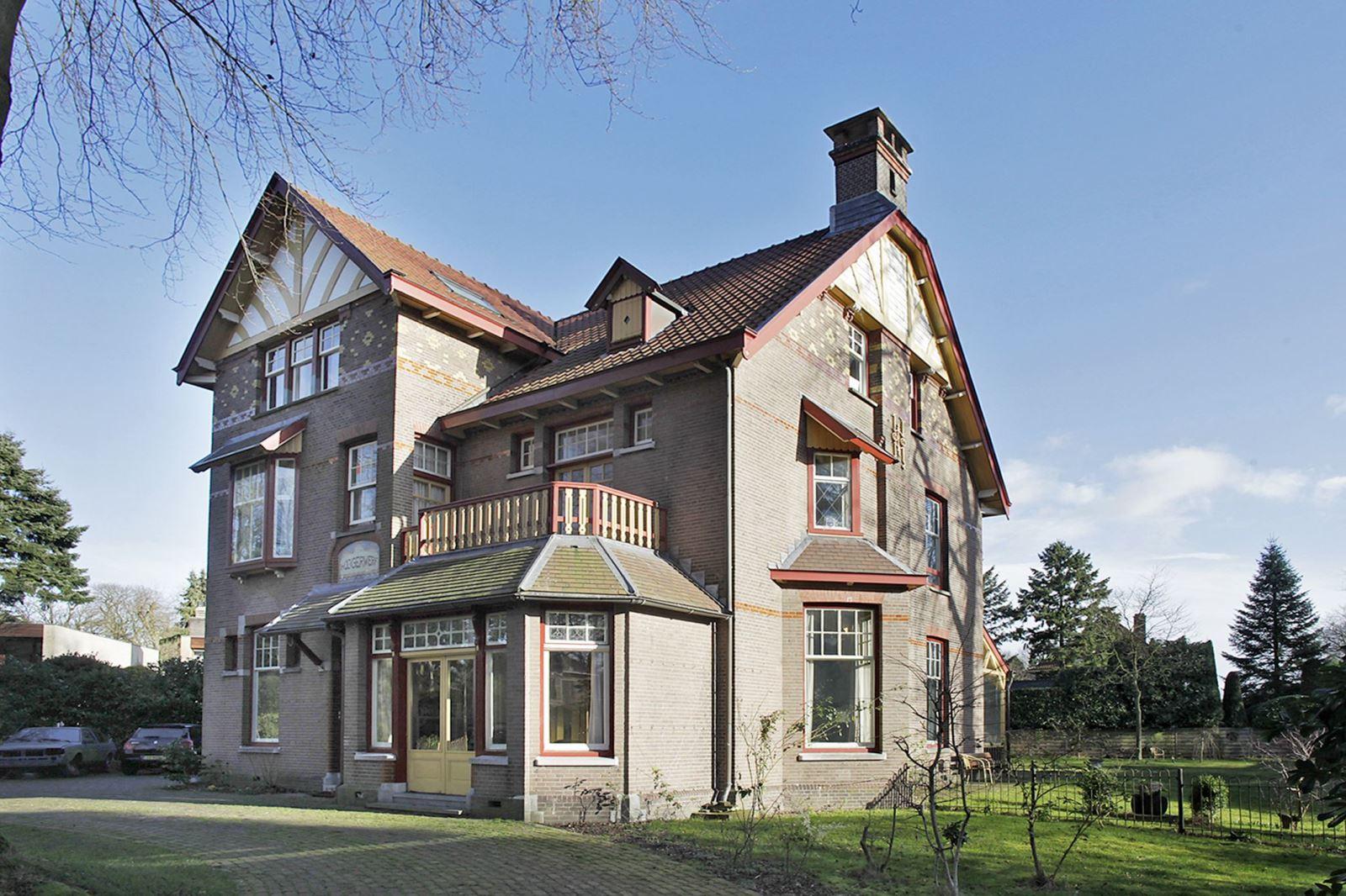Vrijstaande villa (1905), Wilhelminalaan 5 BAARN